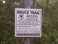 Image for Bruce Trail, access point Twiss Road