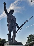 Image for The Spirit of the American Doughboy - Crowell, TX