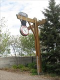 Image for REI Town Clock – Bloomington, MN