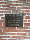 Image for Judge Egan House - 1883 - San Juan Capistrano, CA