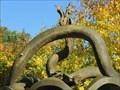 Image for Dragon - Fontaine Japonaise - Dragon - Japanese Fountain - Gatineau, Québec