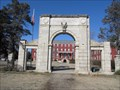 Image for Lt. Fitzsimmons WWI Memorial Arch -- St Marys KS