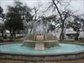 Image for Park Square Fountain - Seguin, TX