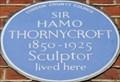 Image for Sir Hamo Thornycroft - Melbury Road, London, UK