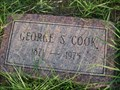 Image for 104 - George S. Cook - Rush Springs, OK