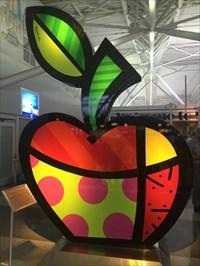 Memorial to Eunice Kennedy Shriver, JFK Airport, Terminal 8