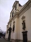 Image for Kostel svatého Tomáše (Brno, CZ)