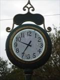 Image for Luna Pier Clock - Luna Pier, MI