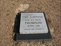 Image for THOMSON GA Time Capsule