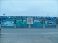 """Image for Wautoma Public Library """"Time"""" Mural - Wautoma, WI"""