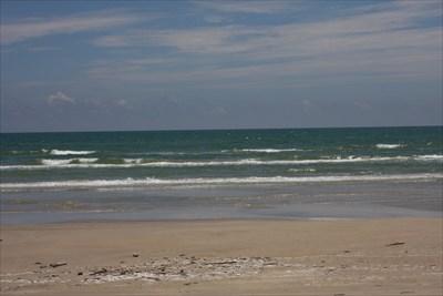 North Beach Campground Padre Island National Seas Nr Corpus Christi Tx Free Campsites On Waymarking
