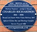 Image for Charles Richardson - Bristol Aquarium, Anchor Road, Bristol, UK