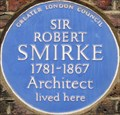 Image for Sir Robert Smirke - Charlotte Street, London, UK.
