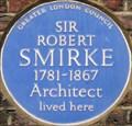 Image for Sir Robert Smirke - Charlotte Street, London, UK.