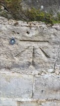 Image for Benchmark & 1GL Bolt - St Botolph - Ratcliffe on the Wreake, Leicestershire