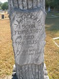 Image for J.L. Taggart - Troy Cemetery, Troy, SC