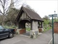 Image for St Dunstan's Church Lychgate - Cheam, UK