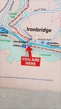 Image for You Are Here - South Telford Way - Ironbridge, Shropshire