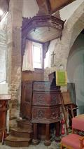 Image for Pulpit - St Marwenne - Marhamchurch, Cornwall