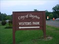 Image for City of Dayton Visitors Park  -  Dayton, Tennessee/USA