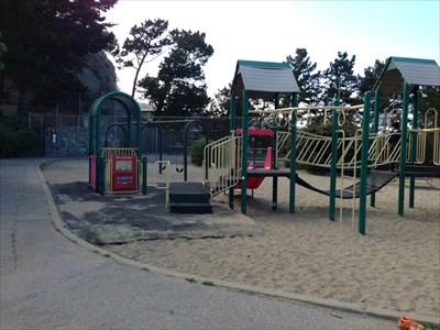 Climbing-Play Structure, San Francisco, California
