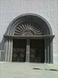 Image for Mission Basilica Doorway - San Juan Capistrano, CA