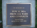Image for POW-MIA Memorial - Middleport, NY