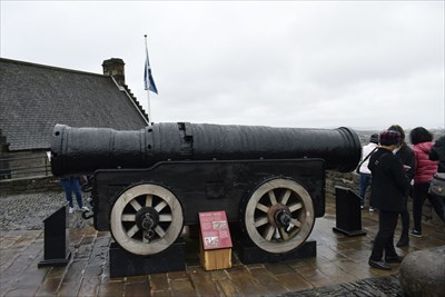 08 - Static Artillery Displays (Mons Meg)