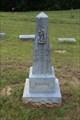 Image for N.B. Rains - Edom Cemetery - Edom, TX