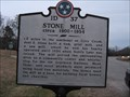 Image for Stone Mill - 1D37 - Caryville, TN