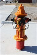 Image for Flames Hydrant - Ardmore, OK