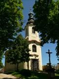 Image for TB 1305-37.0 Tachlovice, kostel