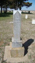 Image for Ben H. Clark - Fort Reno Post Cemetery - El Reno, OK