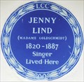 Image for Jenny Lind - Boltons Place, London, UK