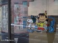 Image for [Gone] Painted Peanuts Characters at John Fitzgerald Kennedy Station Post Office - Boston, MA
