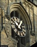 Image for Clocks of the Cathedral of Ss. Peter and Paul / Hodiny katedrály Sv. Petra a Pavla (Brno - South Moravia)