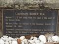 Image for Lieutenant Bower RN - St Thomas Rest Park, Crows Nest, NSW, Australia