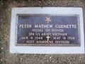 Image for Peter M Guenette-Lansingburgh, NY