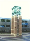 Image for Library Clock, Des Plaines, IL