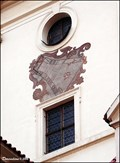 Image for Sundial on the Astronomical Tower of Clementinum / Slunecní hodiny na Astronomické veži Klementina (Prague)