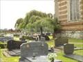 Image for Churchyard of Sint-Gertrudiskerk in Vorst, Antwerpen  / Belgium
