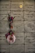 Image for Crypt of Agnes Moorehead - Dayton OH