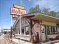 Image for Historic Route 66 - Aztec Motel - Seligman, Arizona, USA.