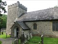 Image for St Teilos' - Medieval Church - Bishopston - Wales. Great Britain.