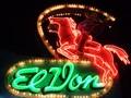 Image for Route 66 - Neon Cowboy - Artistic Neon - Albuquerque, New Mexico, USA.
