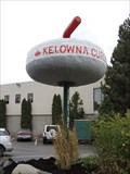 Image for Curling Stone - Kelowna, British Columbia