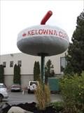 Image for Curling Stone - Kelowna, British Columbia