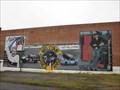 Image for NASCAR Mural - Bristol, Virginia