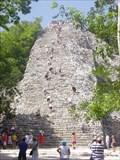 Image for Pirámide Nohoch nul - Cobá, Playa del Carmen, Quintana Roo, México