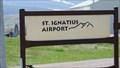 Image for St Ignatius Airport - St Ignatius, MT